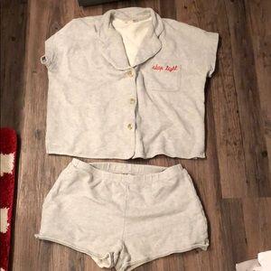 Madewell Sleep Well Pajama Set